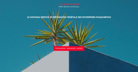 Startup <h3>La Grande Serre</h3> France French Tech