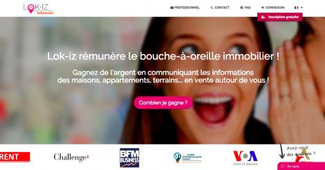Startup <h3>Lok-Iz</h3> France French Tech