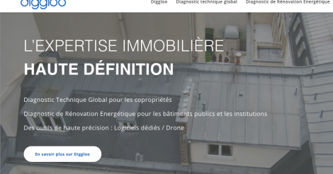 Startup <h3>Diggloo</h3> France French Tech