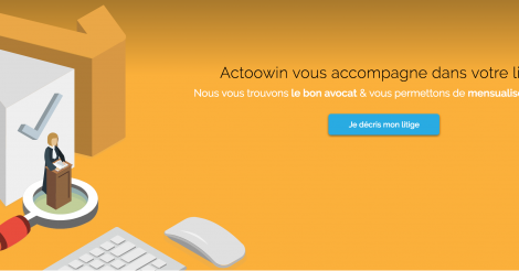 Startup <h3>Actoowin</h3> France French Tech