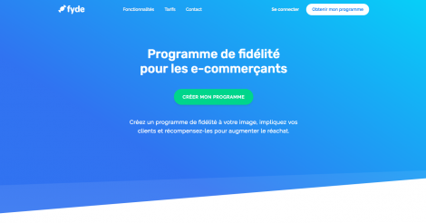 Startup <h3>Fyde.io</h3> France French Tech