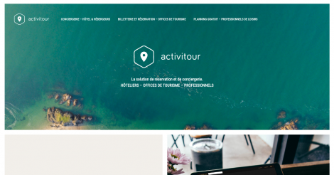 Startup <h3>Activitour</h3> France French Tech