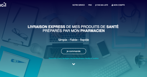 Startup <h3>Phacil</h3> France French Tech