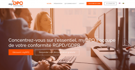Startup <h3>DPO Consulting</h3> France French Tech