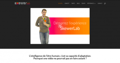 Startup <h3>SkewerLab</h3> France French Tech