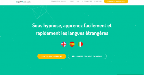 Startup <h3>Hypnoledge </h3> France French Tech