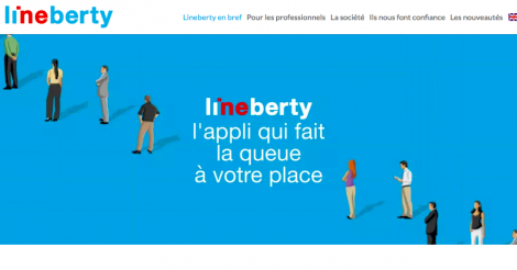 Startup <h3>Lineberty</h3> France French Tech