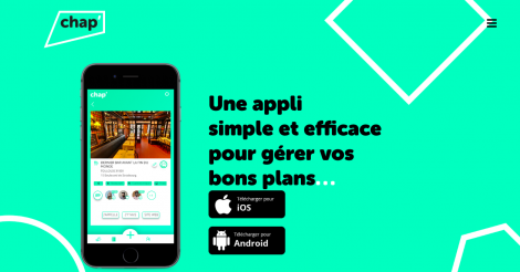 Startup <h3>Chap&#039;nGo</h3> France French Tech