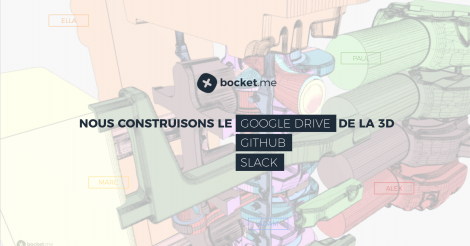 Startup <h3>Bocket</h3> France French Tech