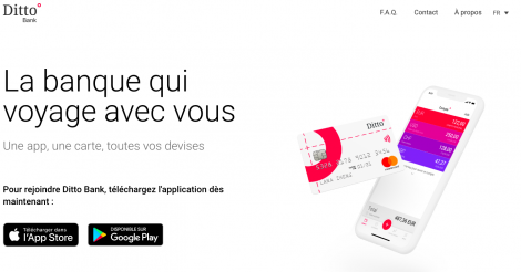 Startup <h3>Ditto Bank</h3> France French Tech