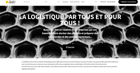 Startup <h3>BusyBees</h3> France French Tech