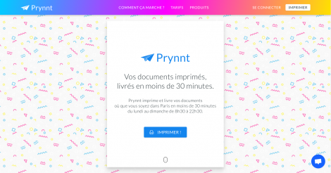 Startup <h3>Prynnt</h3> France French Tech