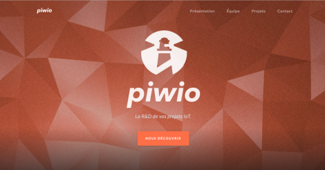 Startup <h3>Piwio</h3> France French Tech
