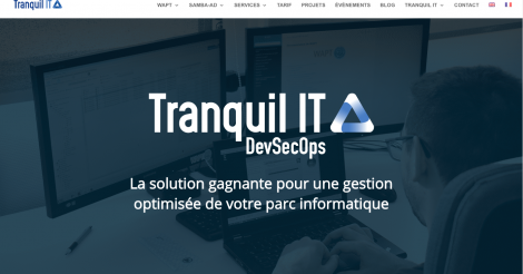 Startup <h3>Tranquil IT</h3> France French Tech