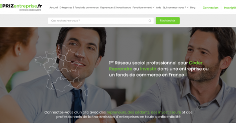 Startup <h3>REPRIZentreprise.fr</h3> France French Tech