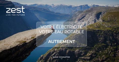 Startup <h3>Zest </h3> France French Tech