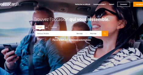 Startup <h3>Reezocar </h3> France French Tech