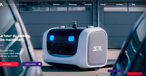 Startup <h3>Stanley Robotics</h3> France French Tech