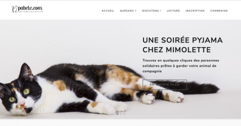 Startup <h3>Pabete</h3> France French Tech