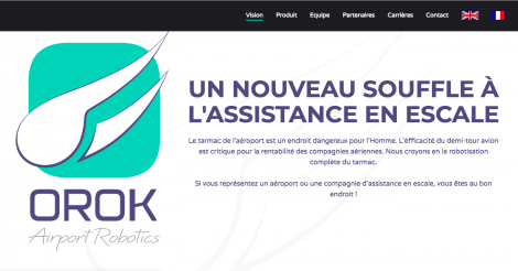 Startup <h3>Orok</h3> France French Tech