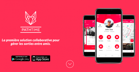 Startup <h3>PathTime</h3> France French Tech