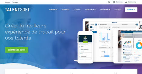 Startup <h3>Talentsoft ALENTSOFT</h3> France French Tech