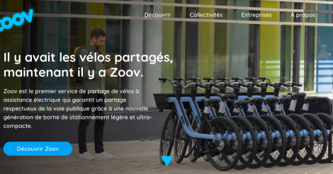 Startup <h3>Zoov</h3> France French Tech
