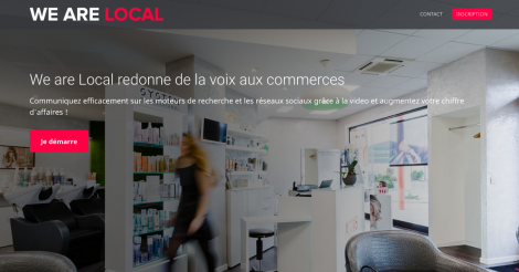 Startup <h3>We Are Local</h3> France French Tech