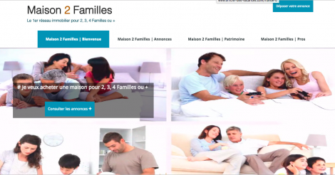 Startup <h3>Maison 2 familles </h3> France French Tech