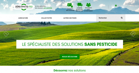 Startup <h3>Zéro Phyto Pro</h3> France French Tech