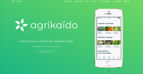 Startup <h3>Agrikaïdo</h3> France French Tech