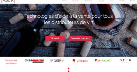 Startup <h3>Matcha</h3> France French Tech