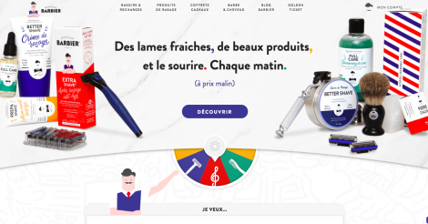 Startup <h3>Société de Monsieur Barbier</h3> France French Tech