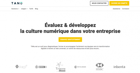 Startup <h3>TANu </h3> France French Tech