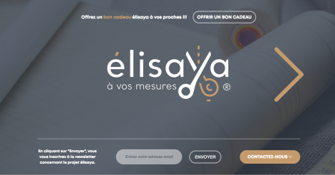Startup <h3>Élisaya</h3> France French Tech