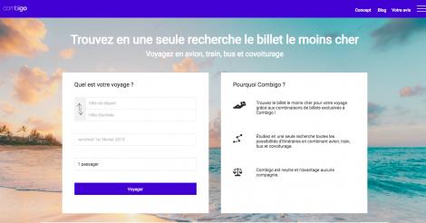 Startup <h3>Combigo</h3> France French Tech