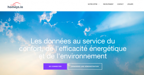 Startup <h3>Homeys</h3> France French Tech