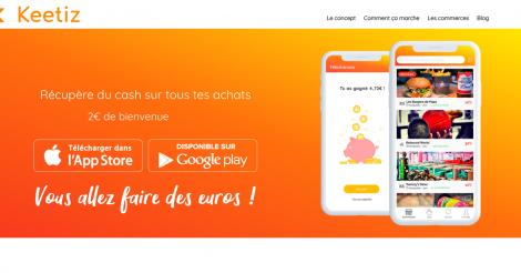 Startup <h3>Keetiz</h3> France French Tech