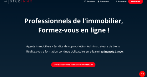 Startup <h3>Studimmo</h3> France French Tech