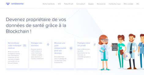 Startup <h3>Embleema </h3> France French Tech