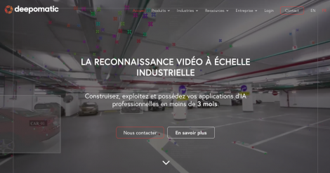 Startup <h3>Deepomatic </h3> France French Tech