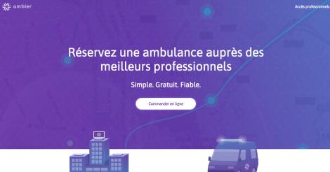Startup <h3>Ambler </h3> France French Tech