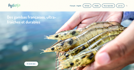 Startup <h3>Agriloops</h3> France French Tech