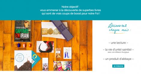 Startup <h3>Auréole Box</h3> France French Tech