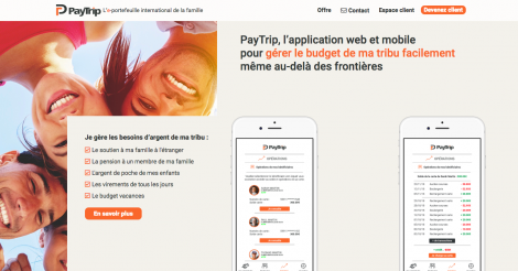 Startup <h3>Paytrip</h3> France French Tech