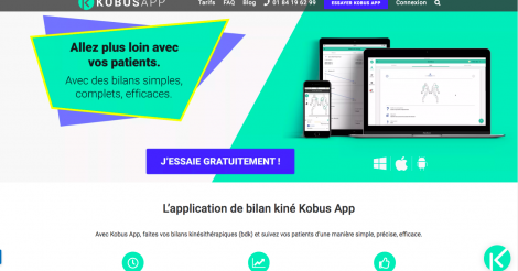 Startup <h3>Kobus</h3> France French Tech