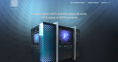 Startup <h3>L&#039;Espace Digital - LeLED</h3> France French Tech