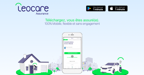 Startup <h3>Leocare</h3> France French Tech