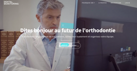 Startup <h3>Dental Monitoring</h3> France French Tech