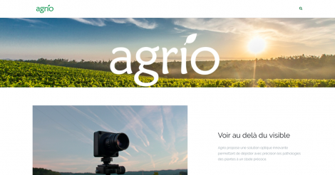 Startup <h3>Agrio</h3> France French Tech